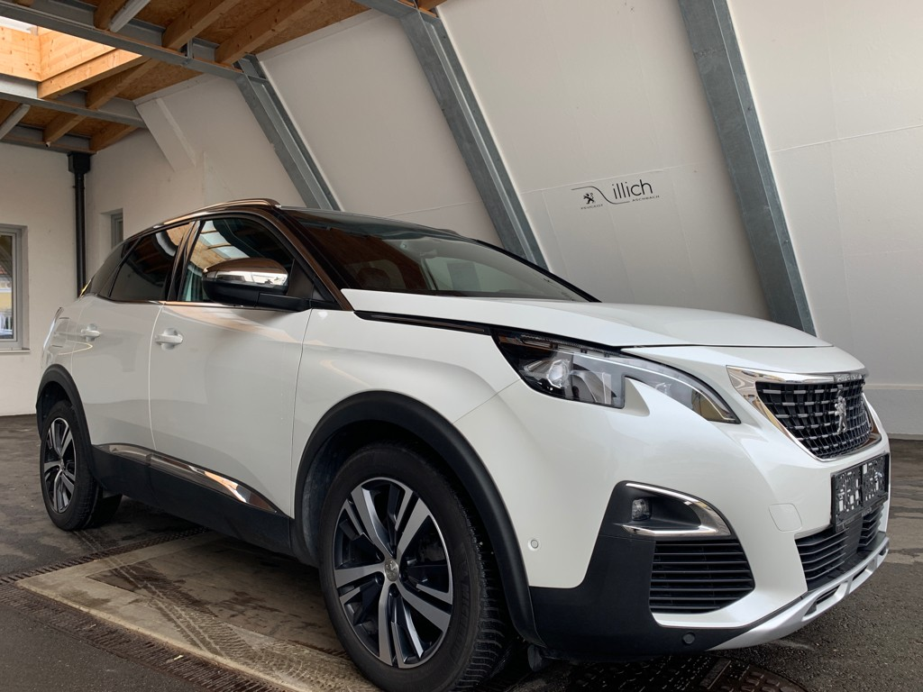 Peugeot 3008 GT BlueHDI180 EAT6 Focal Sound