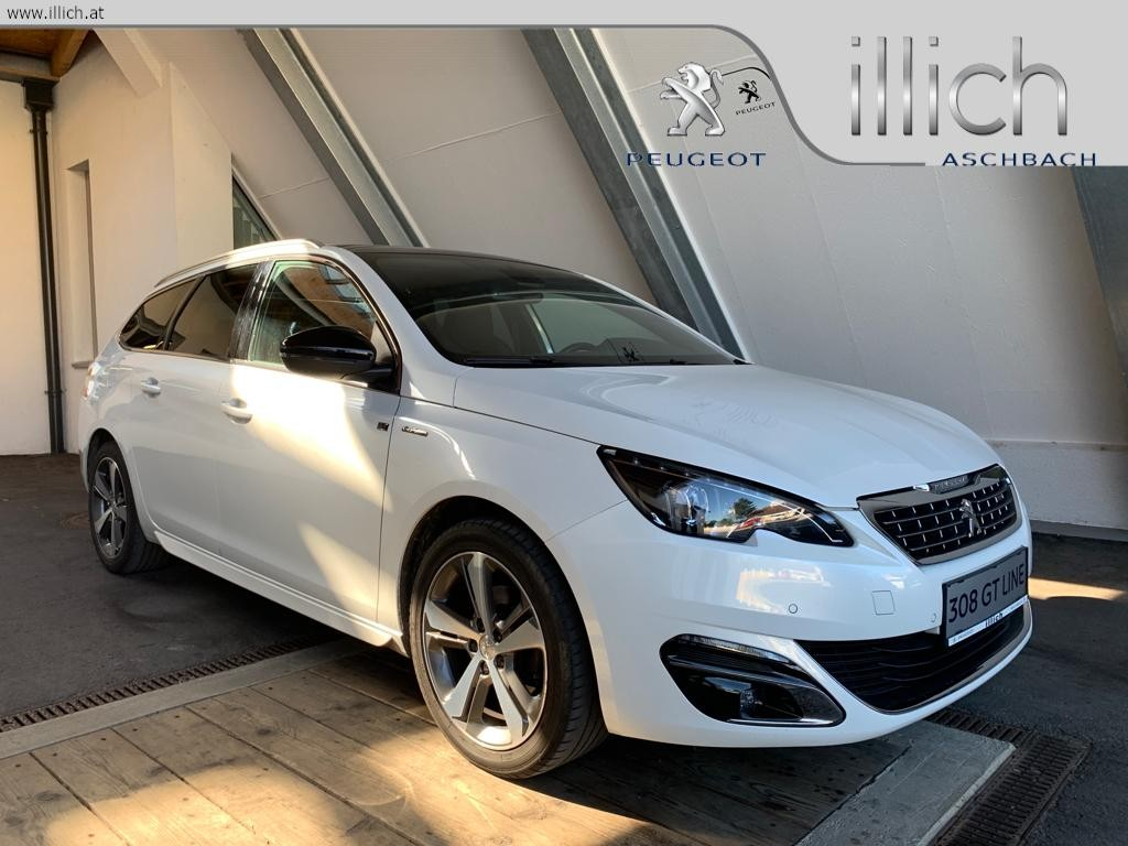 Peugeot 308 SW GT-Line BlueHDI120 Panoramadach