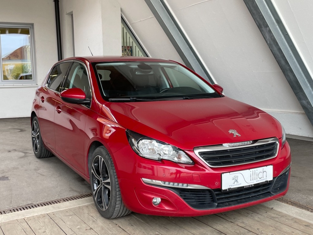 Peugeot 308 Active HDi 100