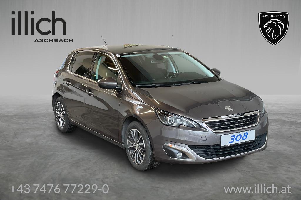 Peugeot 308 Allure 1.6 BlueHDi 100 S&S