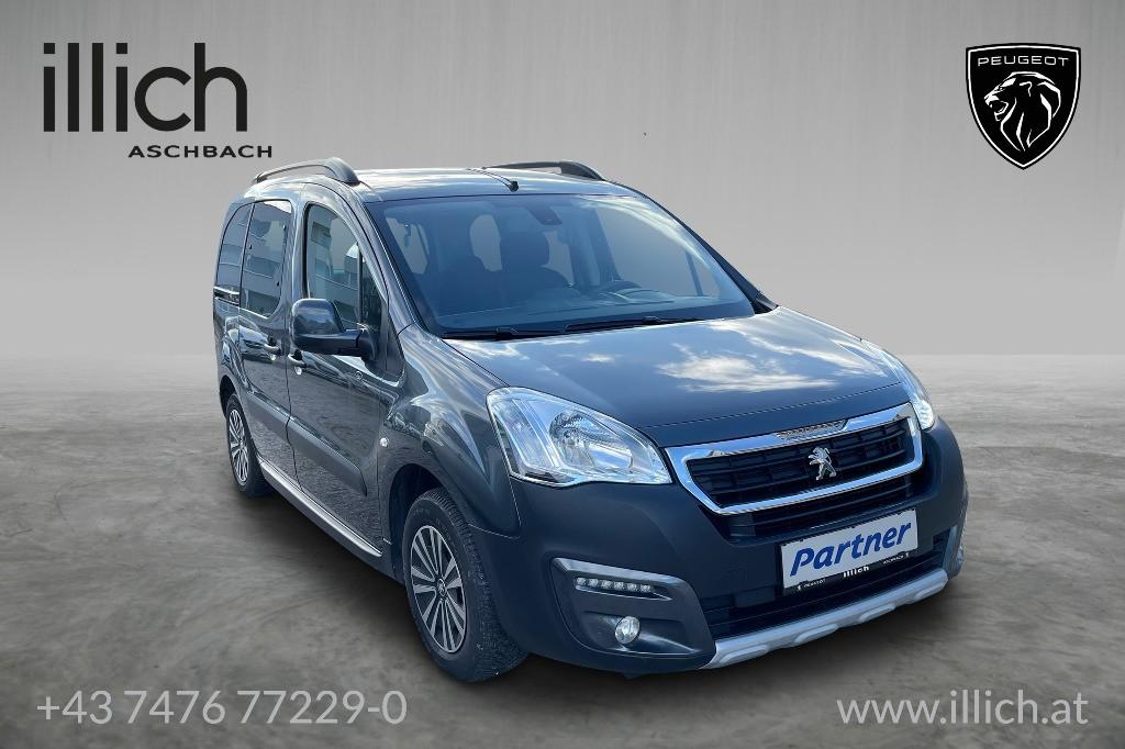 Peugeot Partner Outdoor BlueHDI 120
