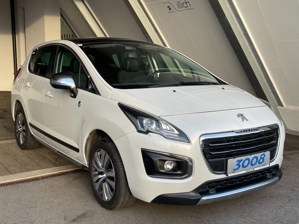 Peugeot 3008 Crossway 1.6 BlueHDi 120 S&S Xenon