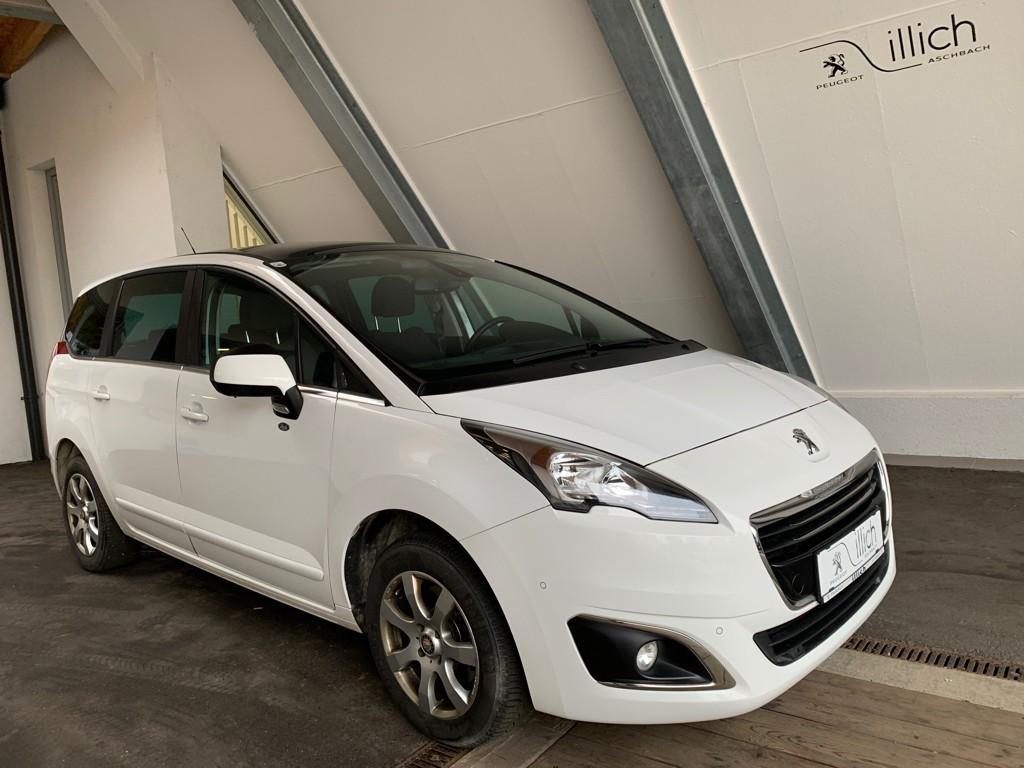 Peugeot 5008 Business Line 1.6 BlueHDi 120 S&S 7 Sitzer