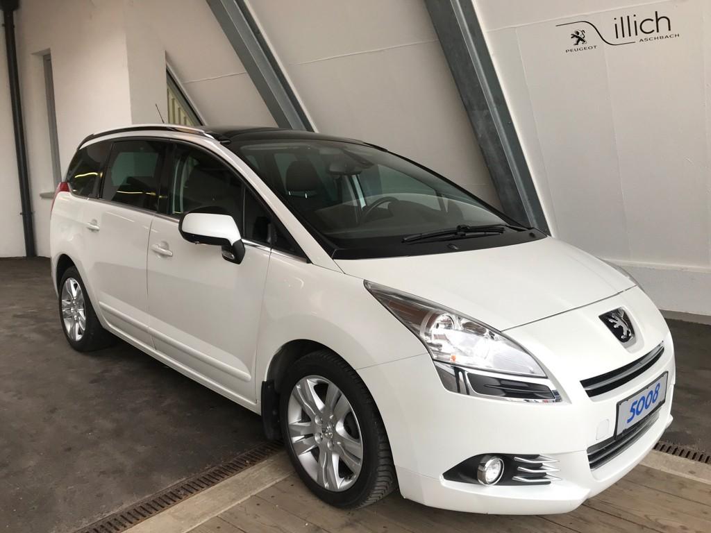 Peugeot 5008 Exclusiv HDi115 7-Sitze AV