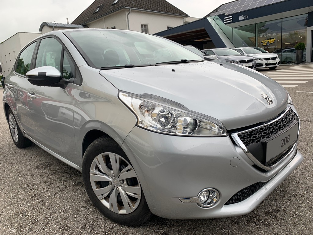 Peugeot 208 Active HDI 68 5T