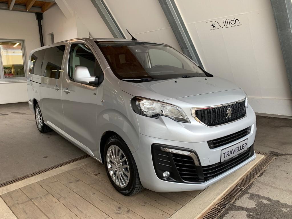 Peugeot Traveller Active L3 BlueHDi150 8-Sitzer