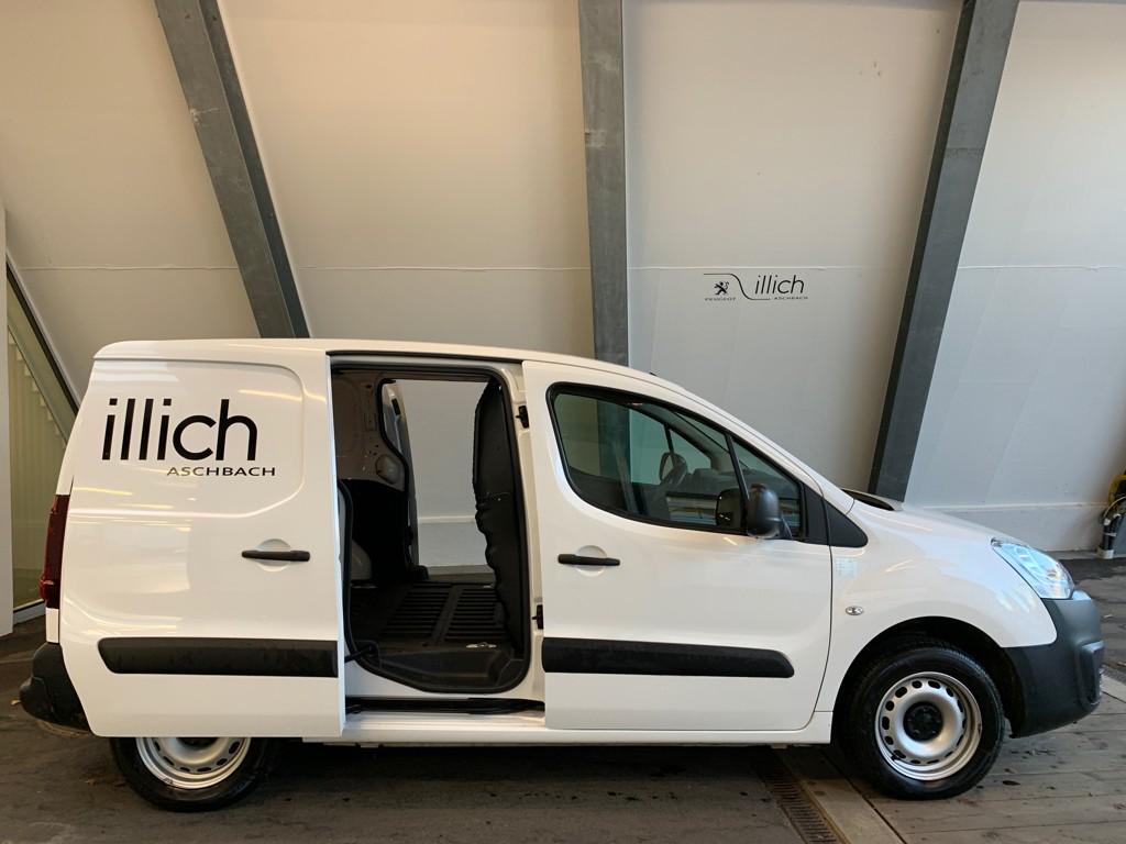 Peugeot Partner Business BHDI 100L1 Schiebetür links und r
