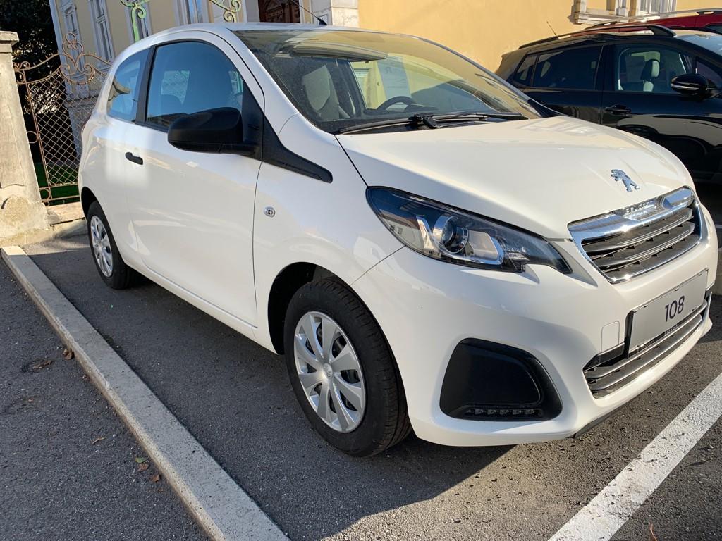 Peugeot 108 1,0 VTi 72 Like