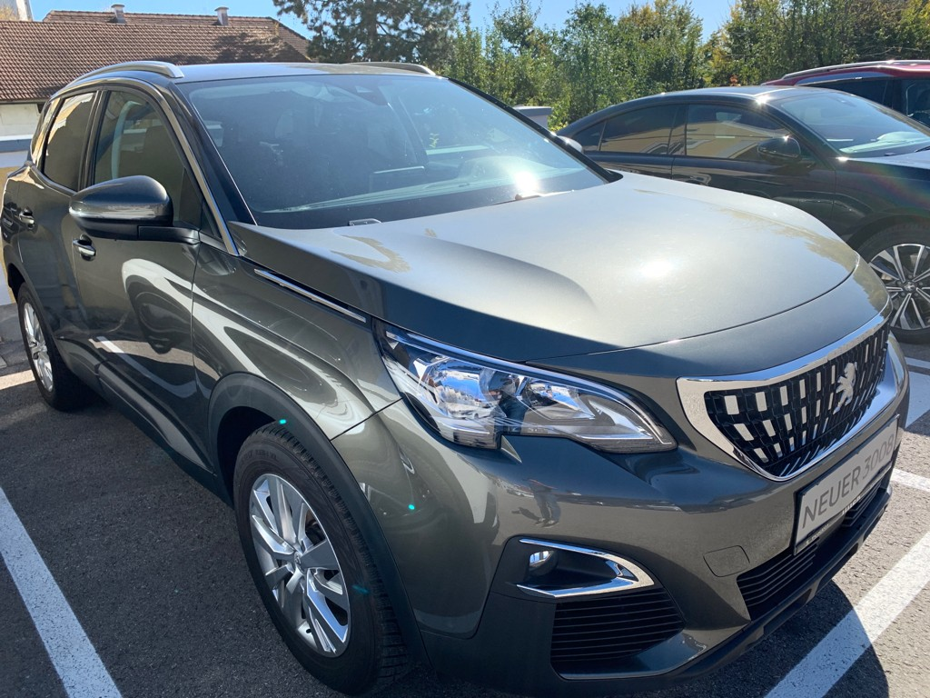 Peugeot 3008 1,6 BlueHDi 120 S&S 6-Gang Active