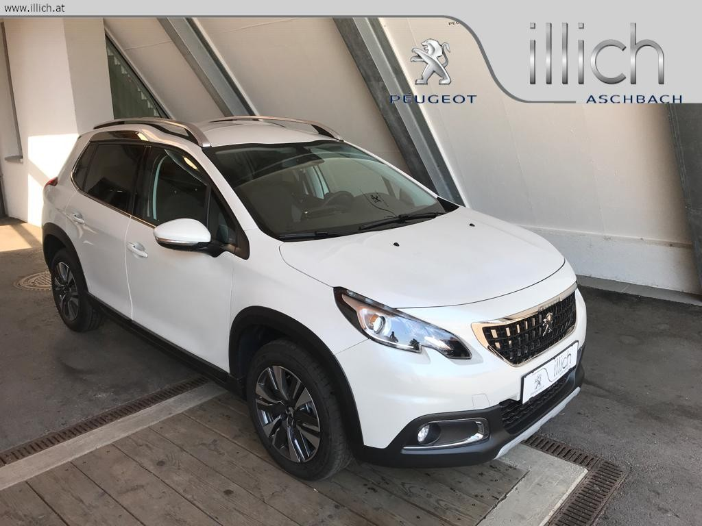 Peugeot 2008 Allure BlueHDI120 AT6