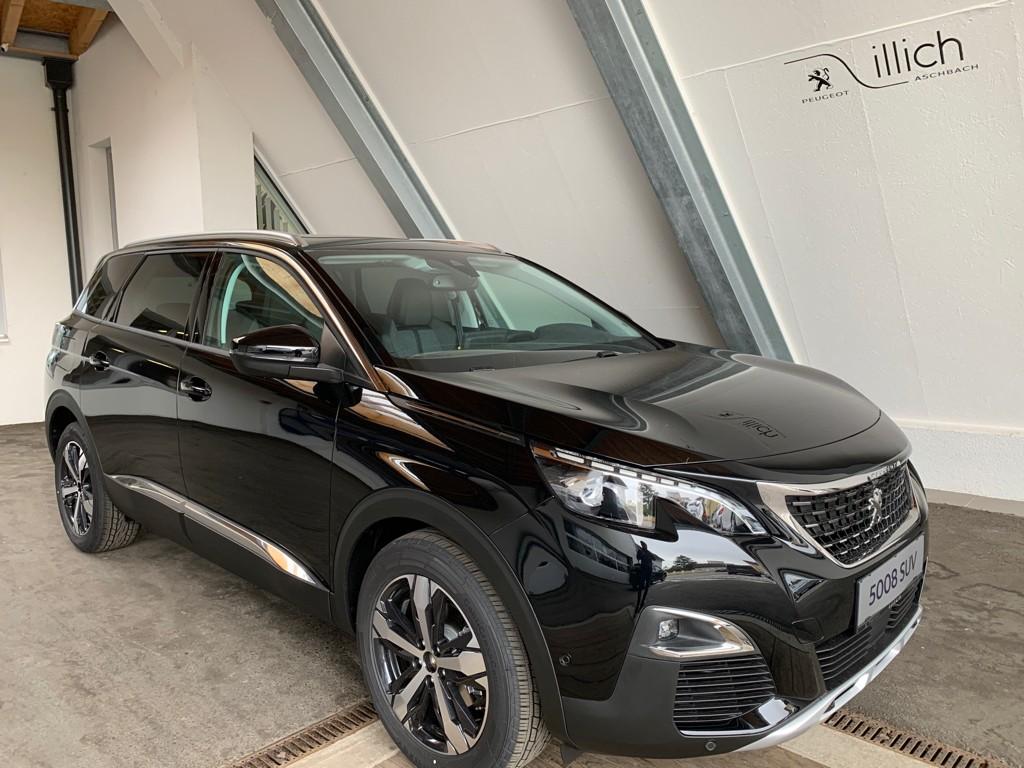 Peugeot 5008 Allure PT130 EAT8 7-Sitzer