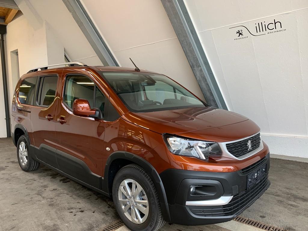 Peugeot Rifter Active L2 BlueHDI130