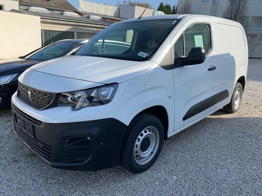 Peugeot Partner Premium Standard BlueHI100
