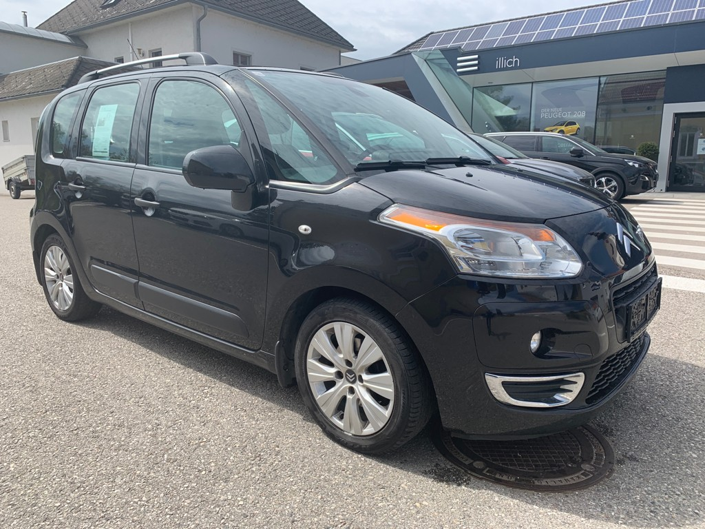 Citroën C3 Picasso Exclusive Airdream HDi110