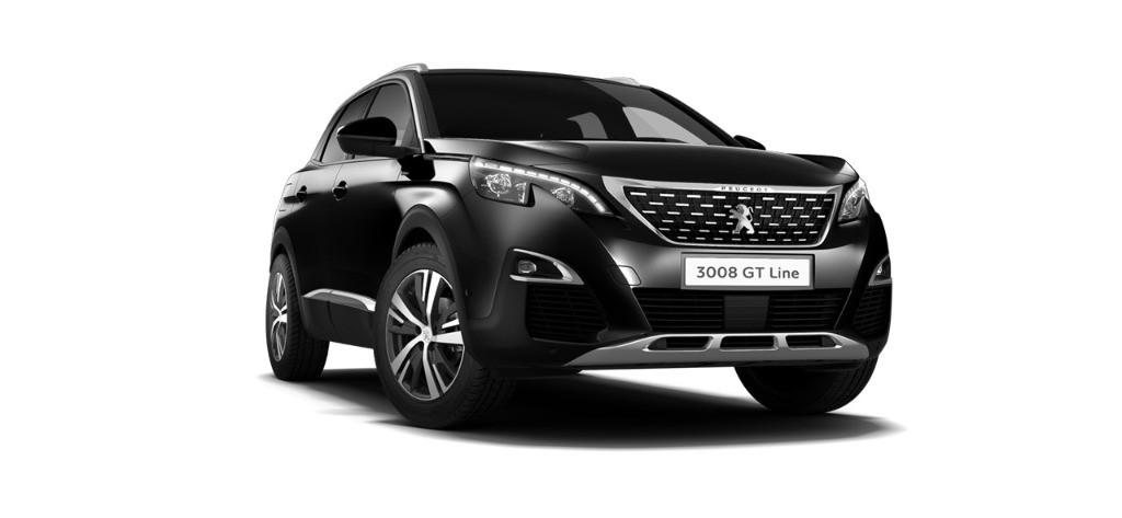 Peugeot 3008 1,5 BlueHDi 130EAT8 GT-Line Automatik