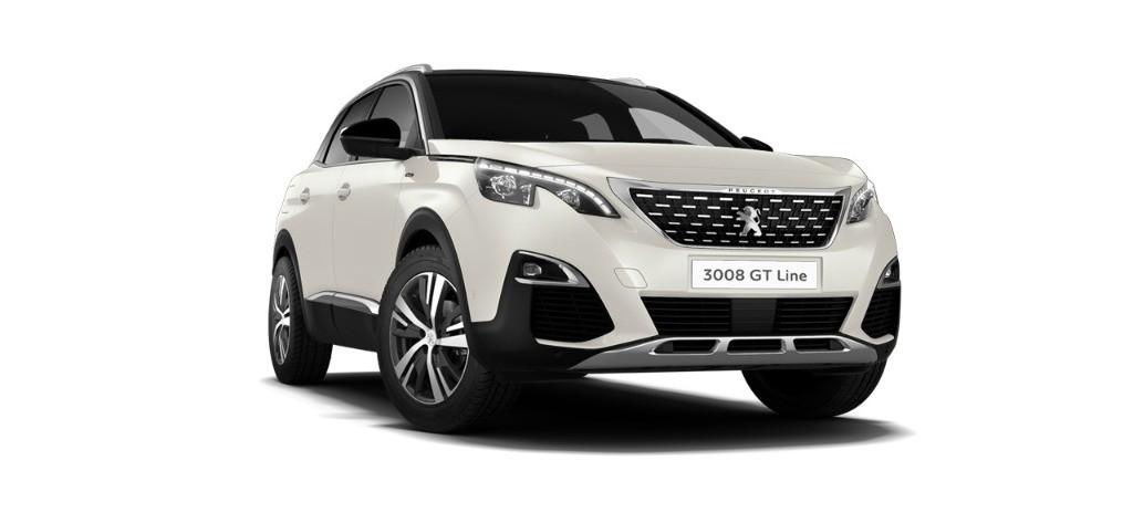 Peugeot 3008 1,5 BlueHDi 130 EAT8 GT-Line Automatik