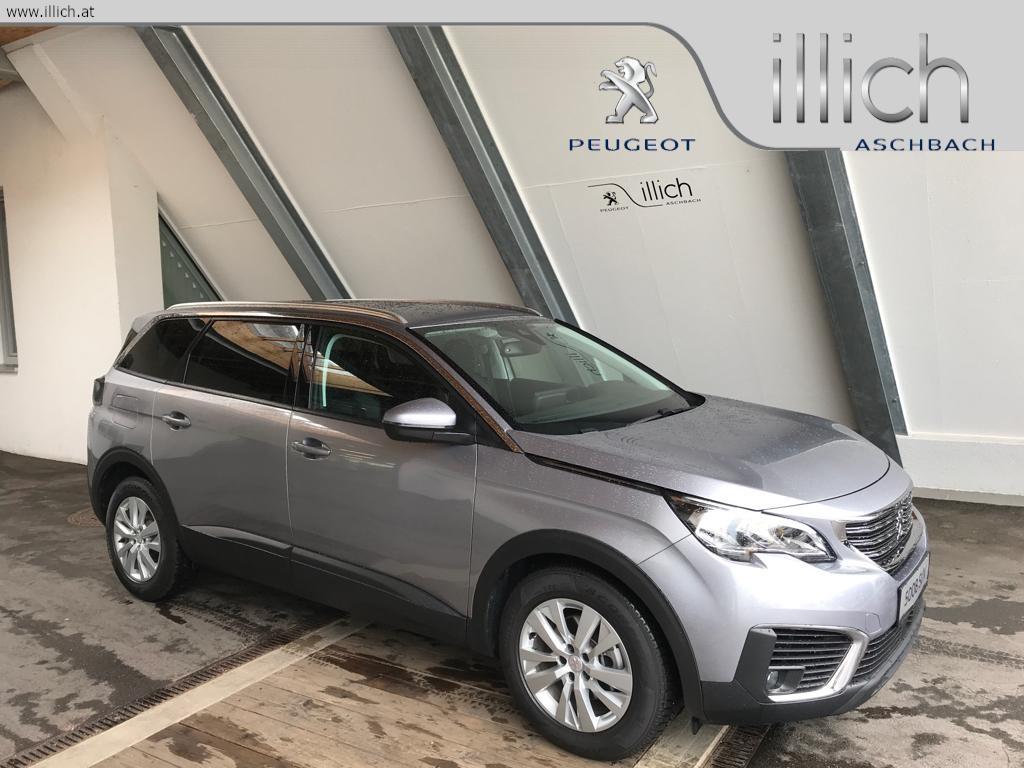 Peugeot 5008 1,5 BlueHDI 130 S&S 6-Gang Active 7-Sitzer