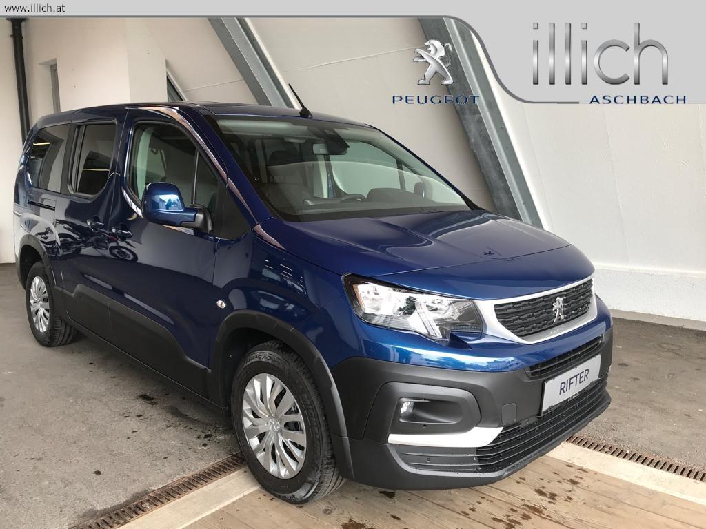 Peugeot Rifter 1,5 BlueHDI 100 S&S Active lang