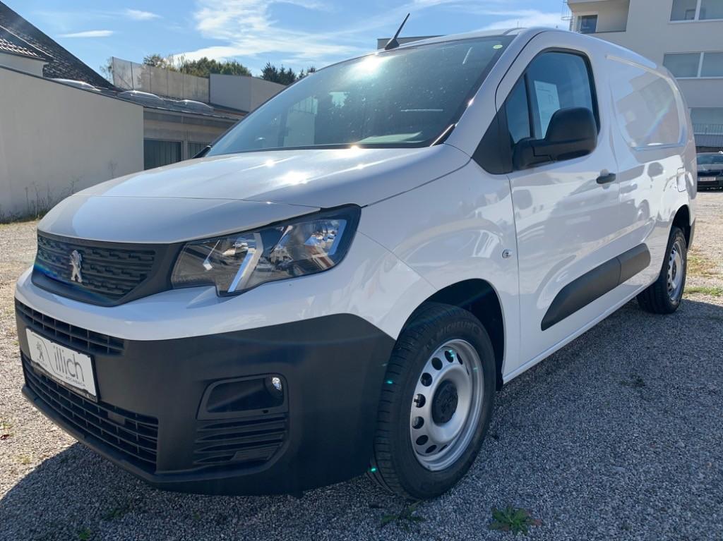 Peugeot Partner Premium lang BlueHDI100