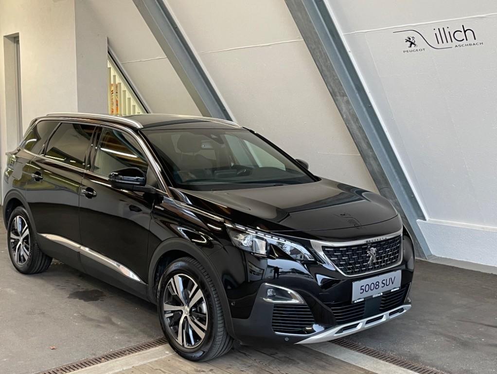 Peugeot 5008 1,5 BlueHDI 130 S&S EAT8 GT-Line Automatik