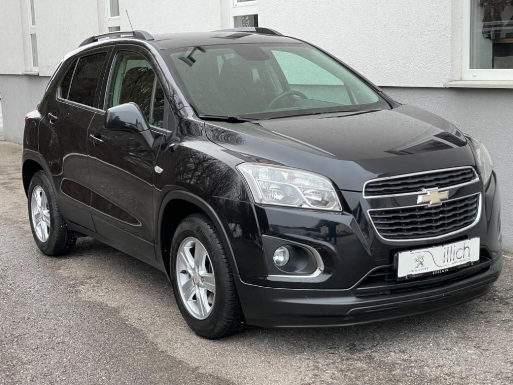 Chevrolet Chevrolet Trax 1,6 Eco LS+