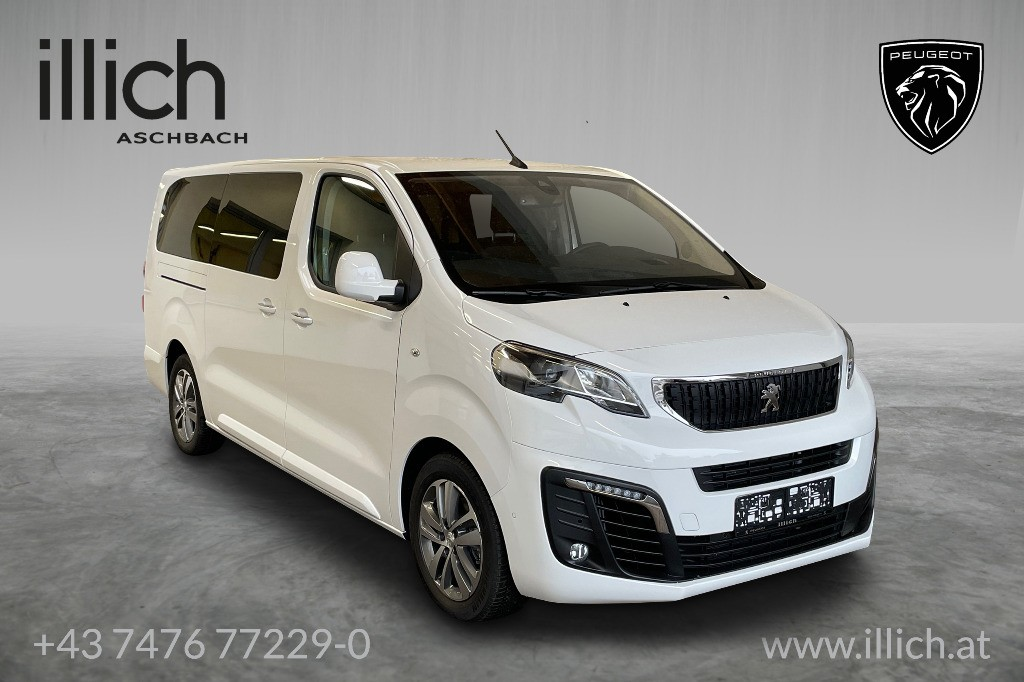 Peugeot Traveller L3 Business VIP BlueHDi180 7-Sitzer Pano