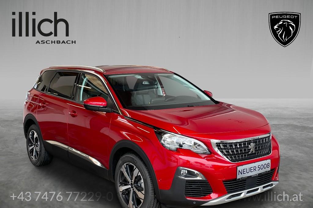 Peugeot 5008 ALLURE BHDI130 EAT8 7-Sitzer