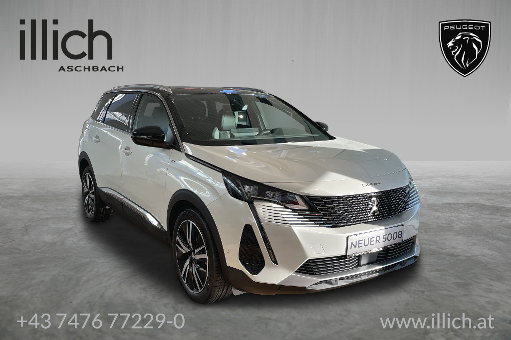 Peugeot 5008 GT-Pack BlueHDi130 EAT8 Nightvision