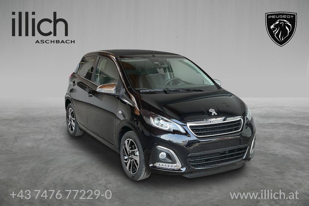 Peugeot 108 1,0 VTi 72 TOP Allure