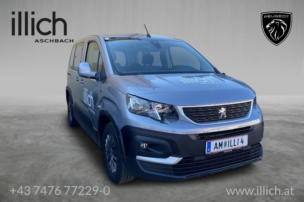 Peugeot Rifter Style L1 BlueHDI100