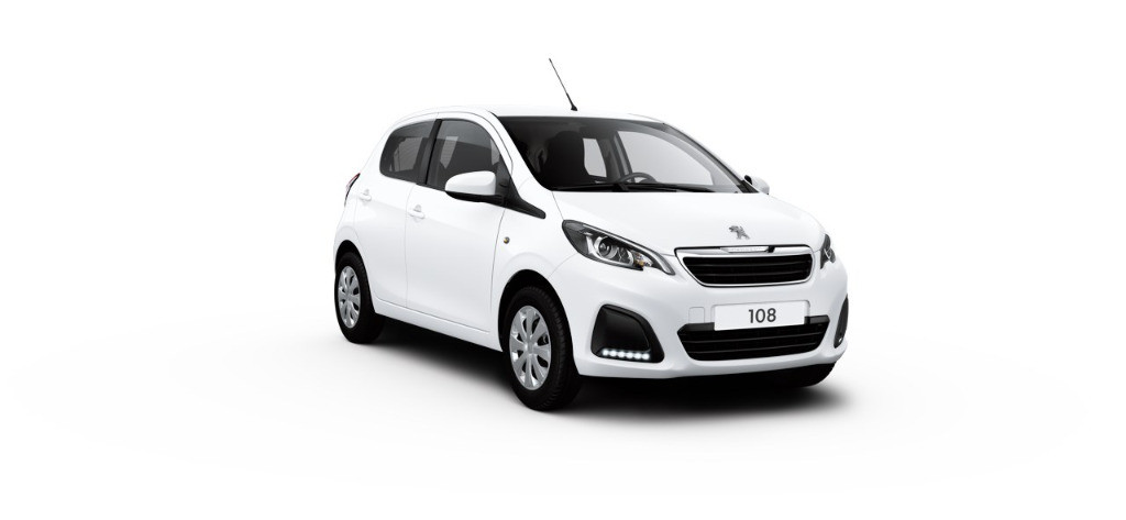 Peugeot 108 1,0 VTi 72 Active