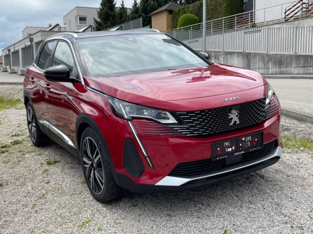 Peugeot 3008 GT-Pack BlueHDI130EAT8 NightVision