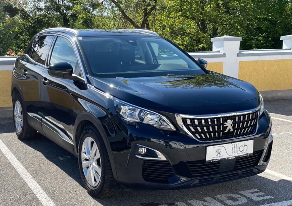 Peugeot 3008 Active BlueHDi130 EAT8 Automatik