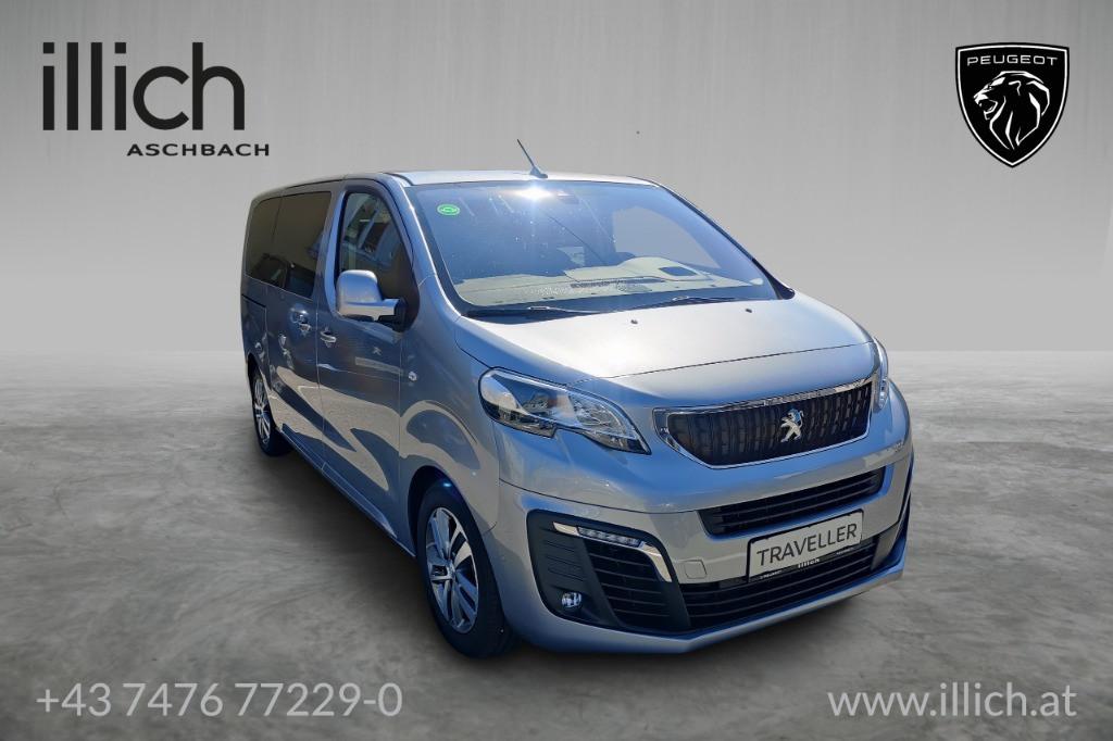 Peugeot e-Traveller L2 Allure 75kWh